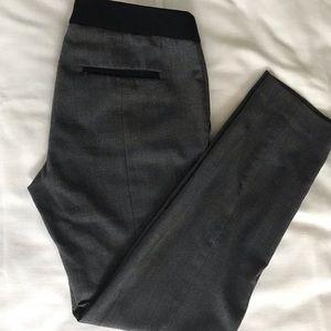 Express Pants - Express Columnist Pant 💫 Black/White 💫 Size 4
